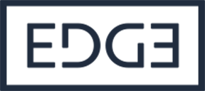 edge marketing and design logo