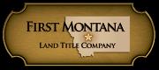 first montana land title logo