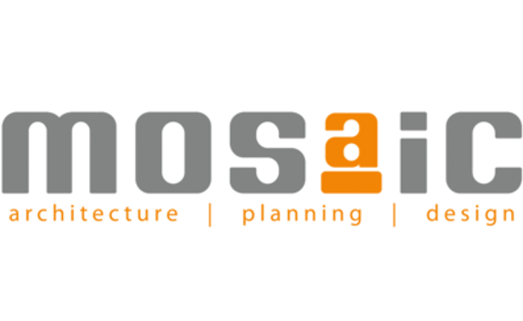 mosaic architecture logo