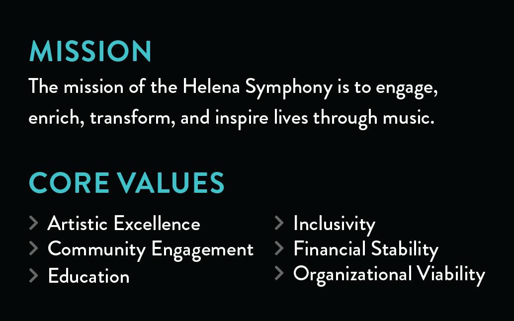 Helena Symphony Mission Statement